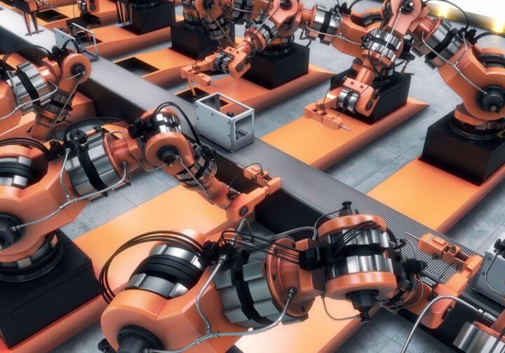 Technische Geflechte im Maschinenbau