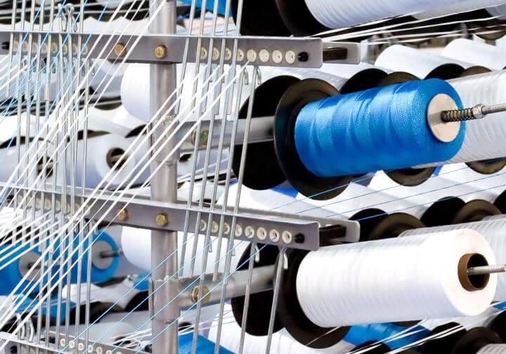 Technische Geflechte in der Textiltechnik